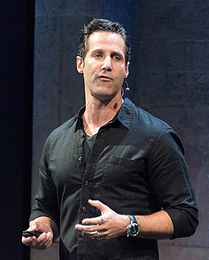 Jason Rubin - Rubin speaking at Step into the Rift, 2015