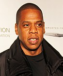 A portrait of Jay-Z