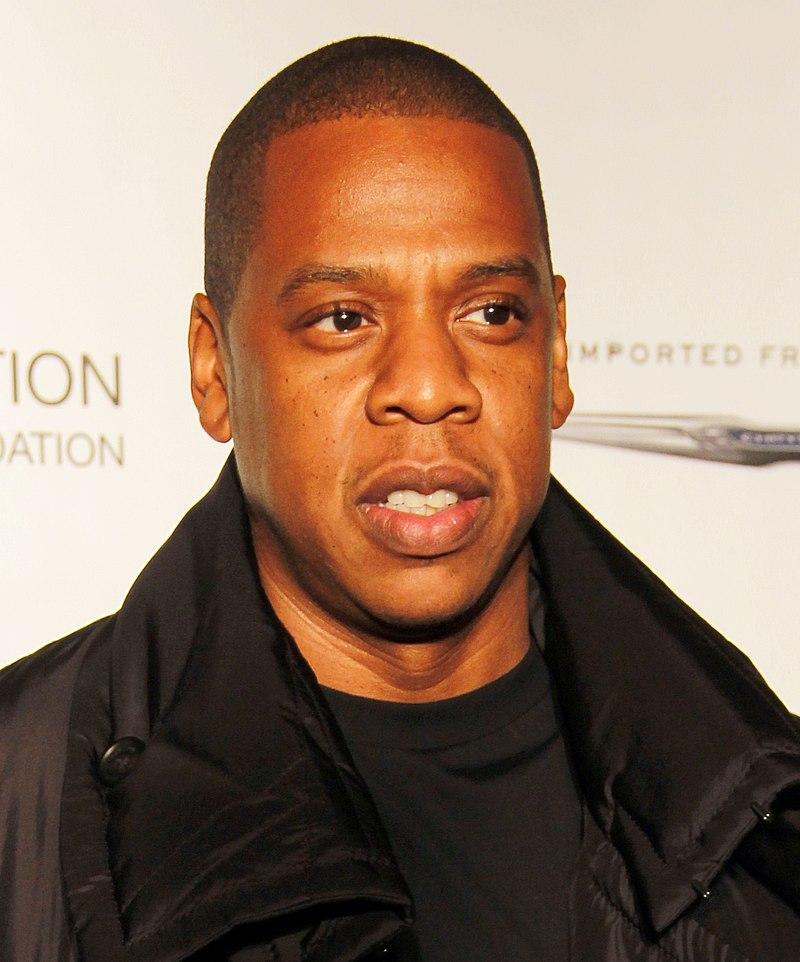 Jay-Z @ Shawn %27Jay-Z%27 Carter Foundation Carnival (crop 2).jpg