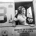 Jayne Mansfield vertrekt per helicopter naar Rotterdam, Bestanddeelnr 909-0249.jpg