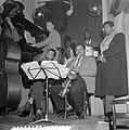 Jazzconcert in dancing Casablanca aan de Zeedijk te Amsterdam, Bestanddeelnr 907-5547.jpg