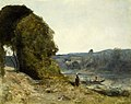 Jean-Baptiste-Camille Corot - The Departure of the Boatman - 78.147 - Museum of Fine Arts.jpg
