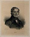 Jean Baptiste Biot. Lithograph by N. E. Maurin. Wellcome V0000554.jpg