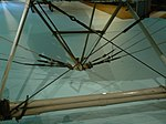 Jeannin Stahltaube (detail struts) (2557789639).jpg