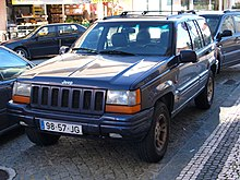Jeep Grand Cherokee Wikipedia Wolna Encyklopedia