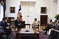 Jefa de Estado sostiene encuentro con secretario de Agricultura de Estados Unidos (25861533765).jpg