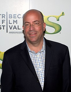 Jeff Zucker American TV executive