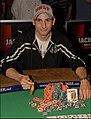 Jeffrey Carris (WSOP 2009, Event 22).jpg