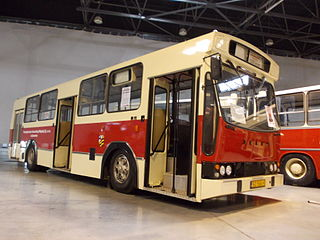 Jelcz M11 Motor vehicle