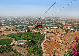 West Bank - City of Jericho, West Bank