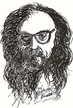 Jerzy Grotowski - Grotowski c.1972