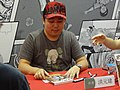 Jian Hung's book signing, Comic Exhibition 20170813a.jpg