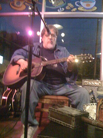 Jim Dickinson - Dickinson in 2009