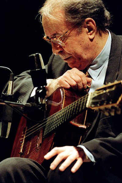 Picture of a band or musician: João Gilberto