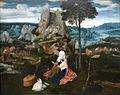Joachim Patinir, The Rest on The Flight into Egypt, Gemäldegalerie, Berlin.jpg