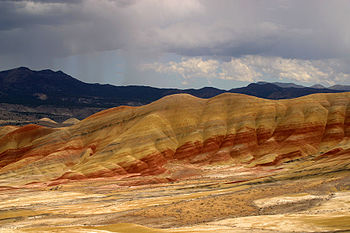 Painted Hills, John Day Fossil Beds National M...