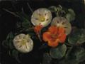 Johan Laurentz Jensen - Snerler og blomsterkarse.png