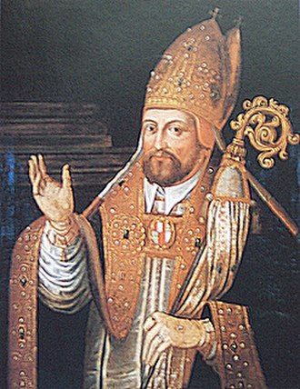 Bishop - Johann Otto von Gemmingen, Prince-Bishop of Augsburg