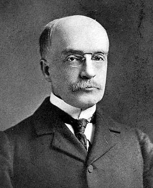 John Bach McMaster (1852-1932), Litt. D. (hon....