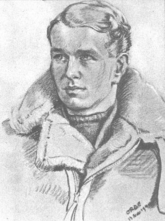 John Cunningham (RAF officer) - John Cunningham by Cuthbert Orde