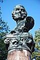 John Ericsson monument Stockholm bust.jpg