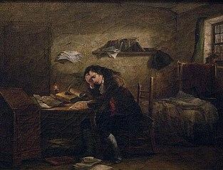 The Poet Chatterton