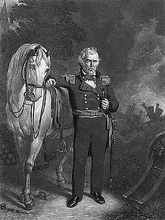 John Sartain - Image: John Sartain, Zachary Taylor