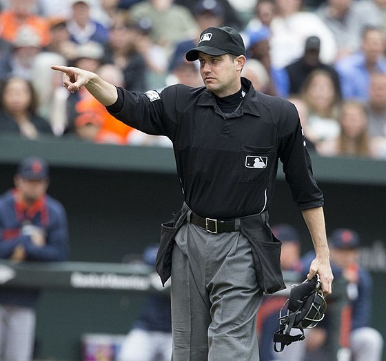Mike Fiers College: American Baseball Umpire