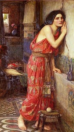 John William Waterhouse - Thisbe, 1909
