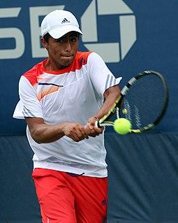 Jorge Panta Peruvian tennis player