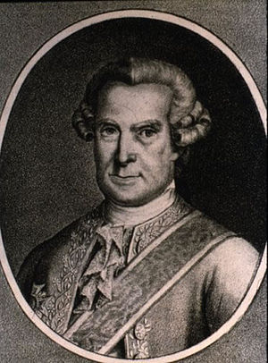 José de Gálvez - José de Gálvez, Visitador generál in New Spain and later member of the Council of the Indies.