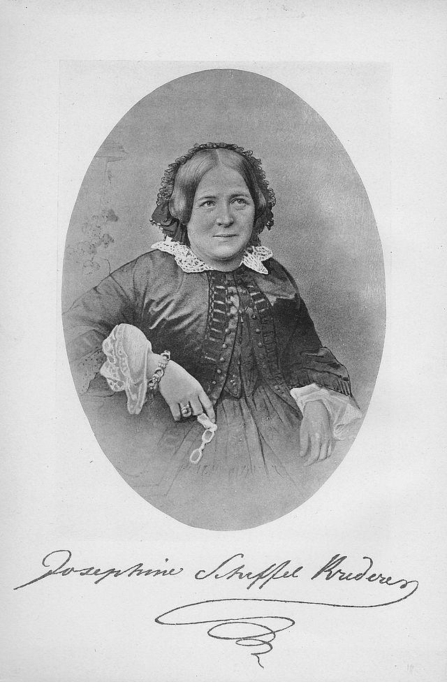 Josephine Scheffel Wikiwand