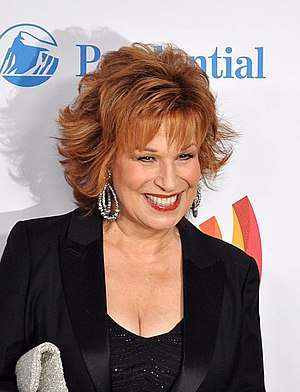 Joy Behar - Behar in March 2010