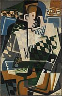 Juan Gris - Harlequin with a Guitar.jpg
