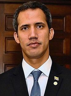 Juan Guaidó Venezuelan politician and engineer