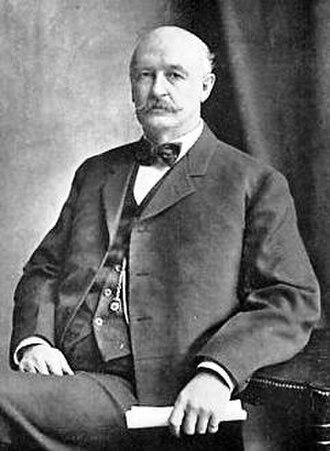 Smith Estate (Los Angeles) - Original occupant Judge David Patterson Hatch