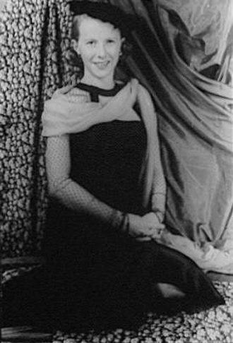I Am a Camera - Julie Harris as Sally Bowles Photograph by Carl Van Vechten, May 1952