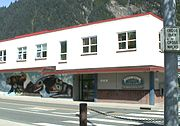 Juneau City Hall.