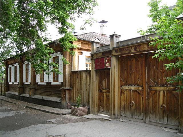 Дом-музей В.К.Кюхельбекера в Кургане