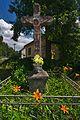 Kříž na křižovatce ulic Sládkovičova a Hámorská, Snina.jpg
