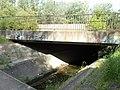 Kűlső Szilágyi út bridge over Szilas Stream, 2017 Megyer.jpg