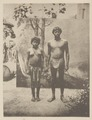 KITLV - 5302 - Indian couple in Surinam - circa 1900.tif