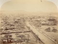 KITLV 100111 - Unknown - View over the western part of Pune in India, seen from the bell tower of the Lal Deval Synagogue - Around 1875.tif