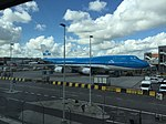 KLM Boeing 747 PH-BFT at Amsterdam Airport Schiphol (1087).jpg