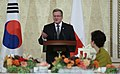 KOCIS Korea President Park Poland State Banquet 08 (10470582573).jpg