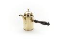 Kaffekanna av förgyllt silver med svarvat skaft av ebenholtz - Skoklosters slott - 92191.tif