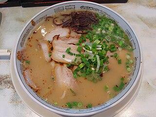 Kagoshima ramen