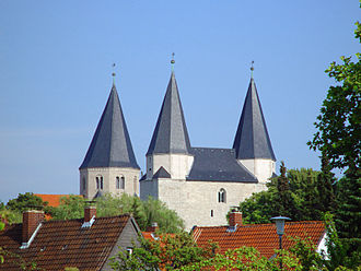 Königslutter - Old town and monastery church (Kaiserdom)