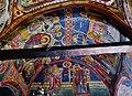 Kakopetria Kirche Agios Nikolaos tis Stegis Innen Gewölbe 01.jpg