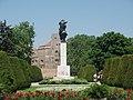 Kalemegdan- Spomenik zahvalnosti Francuskoj - panoramio.jpg